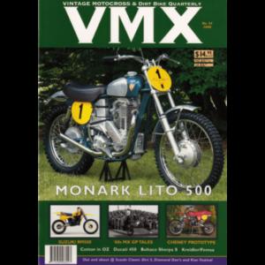 VMX Magazine Issue 34