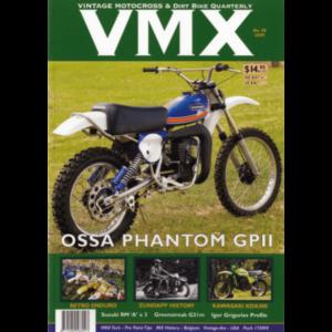 VMX Magazine Issue 38