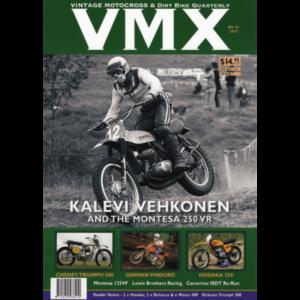 VMX Magazine Issue 61