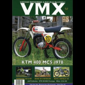 VMX Magazine Issue 62
