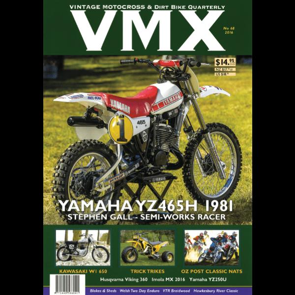 VMX Magazine Issue 68