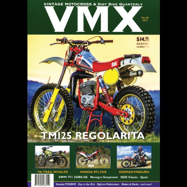 VMX Magazine issue 69