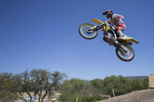 Hunter Lawrence Mexico MXGP
