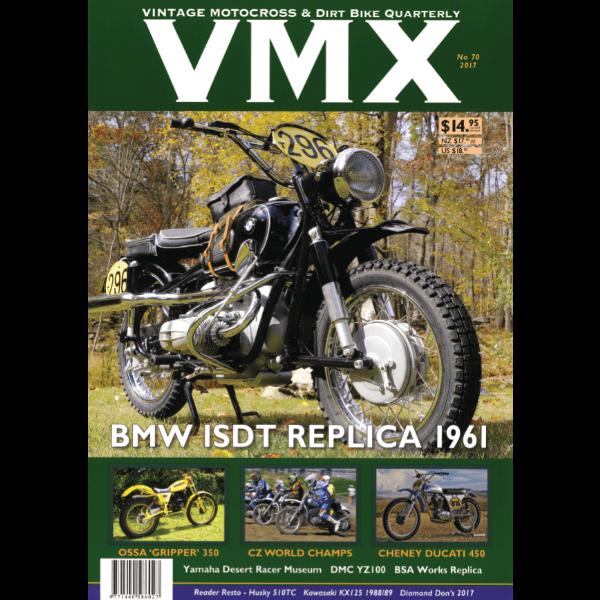 VMX Magazine issue 70