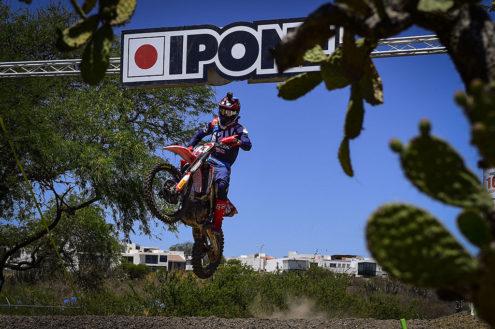 Tim Gajser MXGP of Leon Mexico 2017
