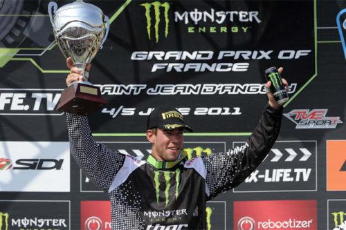 2011 FIM World Motocross Championships – Round 5 (France)