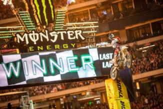 Report: AMA Supercross – Atlanta