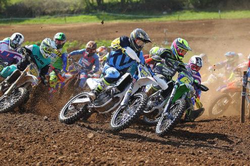 AMCA British Motocross Championship – Rd 1 Minchinhampton