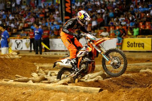 Cody Webb wins in Brazil