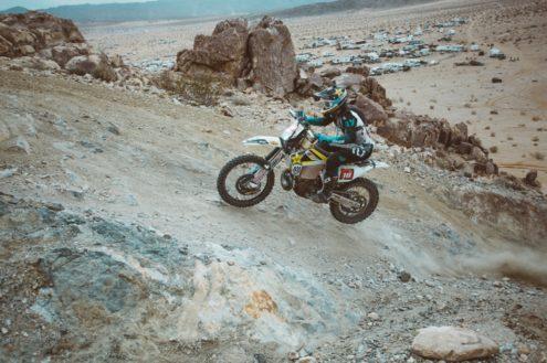 Colton Haaker takes 2017 King Of Motos enduro