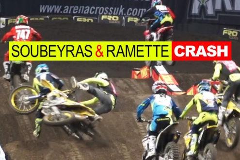CRASH: Ramette and Soubeyras AX Main Event
