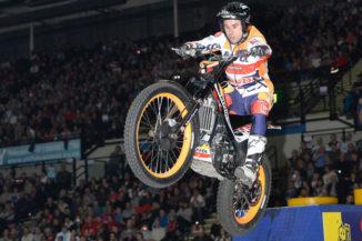 Eddie Karlsson to ride at 2015 X-Trial Championship – Sheffield