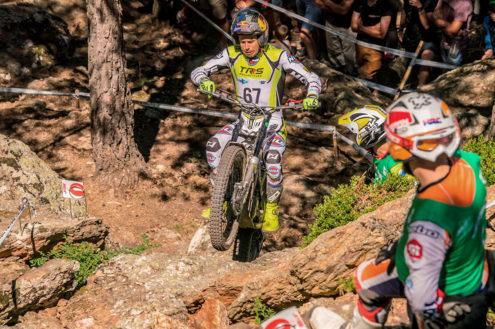 Full Report: FIM World Trial Championship – Rd 3, Andorra