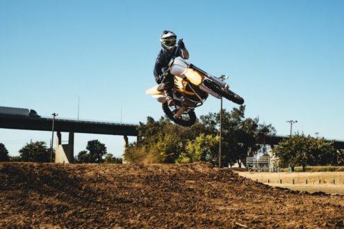 Josh Hill set to ride Red Bull Straight Rhythm on Alta Electric Bike