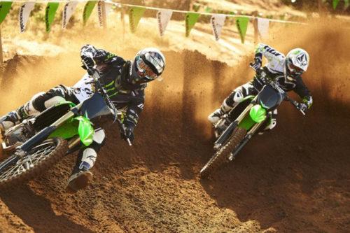Kawasaki announce two free motocross tryout days