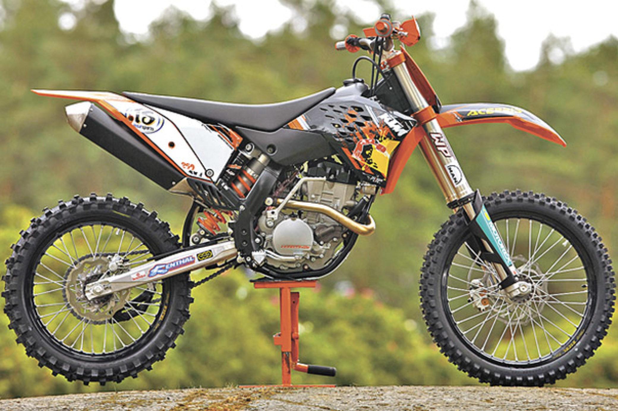 Ktm 450 Sx F