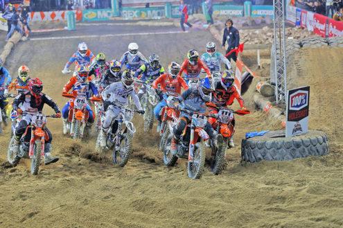 KTM & Husqvarna announce SuperEnduro rider lists