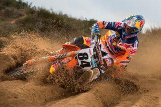 KTM make a decision on Jeffrey Herlings' injury
