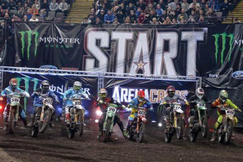 Monster Energy UK Arenacross – Round 1