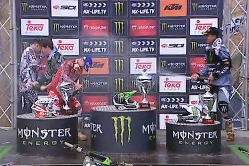 Video: MX GP of France 2011 Race Highlights
