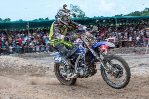 MXGP: Simpson thrives in Indonesia mud