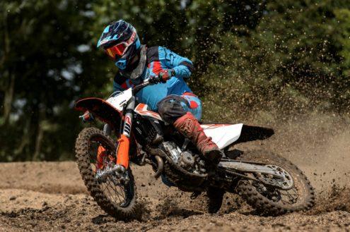 KTM 2017 Motocross Test: Orange appeal