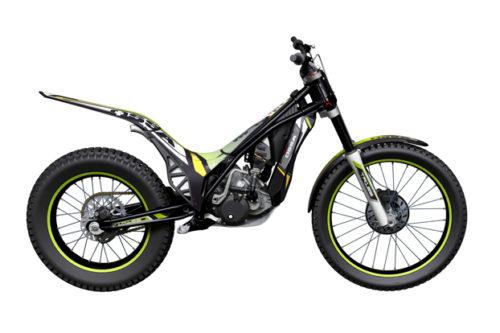 Ossa unveils the 2013 TR280i