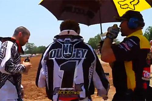 Reed rocks Dungey at AMA Motocross, Freestone