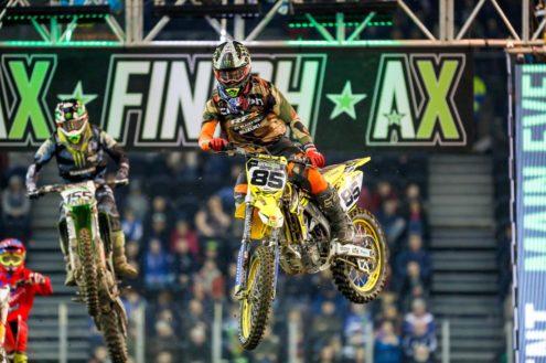 Report: Arenacross UK – Belfast