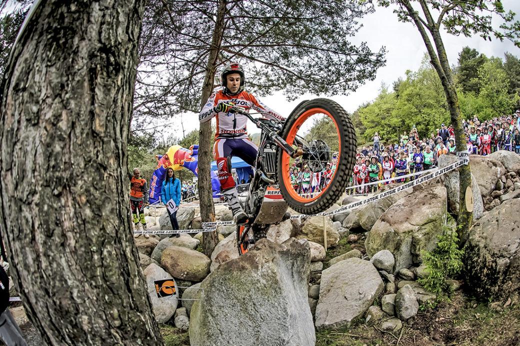 Report: FIM Trials World Championship – Rd 1, Camproden, Spain