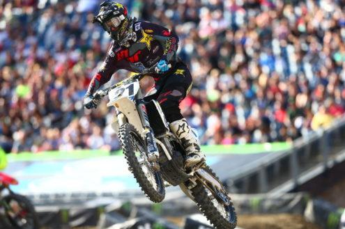 Report: Monster Energy Supercross – Foxborough
