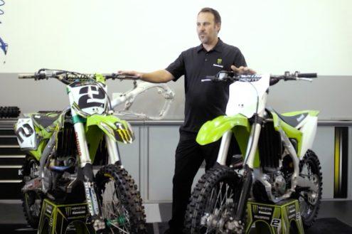 Science of Supercross – Production Bike vs Race Bike