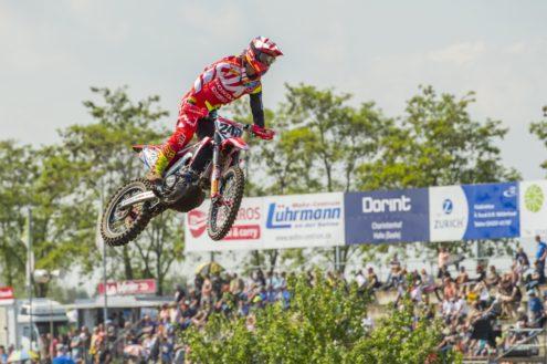 Tim Gajser is out injured