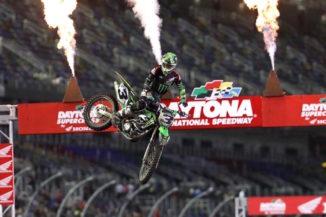 Tomac takes fifth win at Daytona