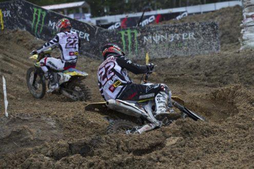 Tough times for Suzuki MXGP team in Indonesia
