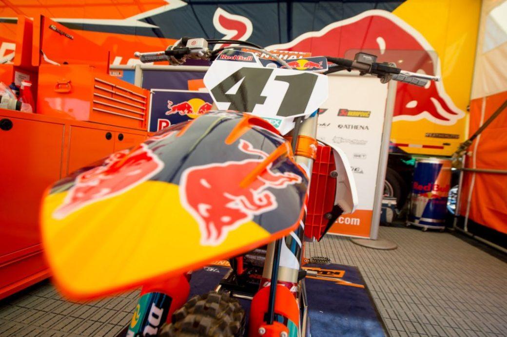 Video: Behind Bars – Trey Canard's Red Bull KTM 450 SX-F