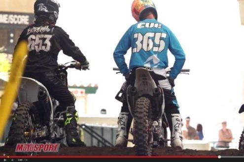 Video: Brett Cue ALL IN
