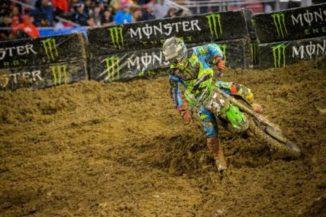 Video: Dirt Shark – 2016 Las Vegas Supercross