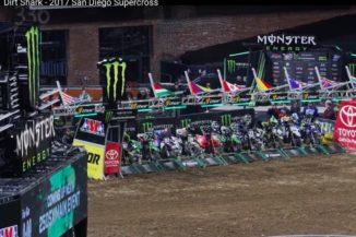 Video: Dirt Shark – 2017 San Diego Supercross