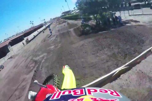 VIDEO: Ken Roczen at Red Bull Straight Rhythm
