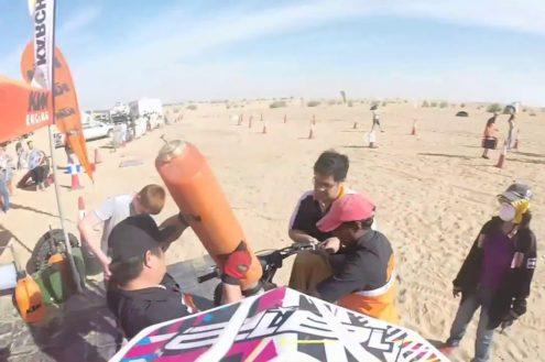 Video: Onboard – Emirates Desert Championship