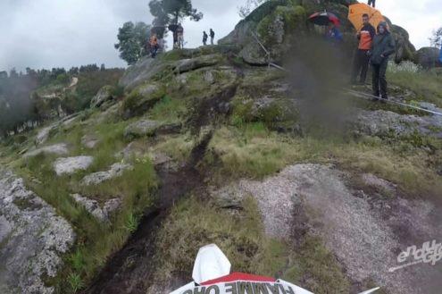 Video: Portugal Ready for Wet EnduroGP