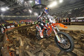 Video: SuperEnduro Season Opener in Poland