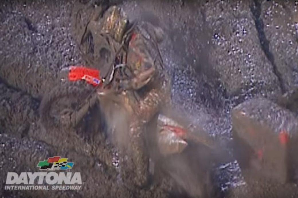 Video: Throwback to Daytona 2008 mud fest!