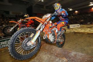 Walker aiming for winning SuperEnduro start