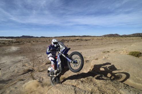 Xavier de Soultrait wins Merzouga Rally