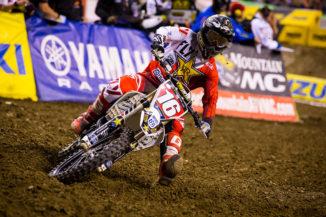 Zach Osborne extends 250 SX lead in Indianapolis