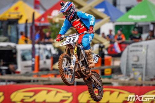 Eddie takes World 85cc title