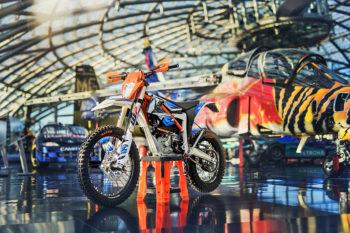KTM unveil new Freeride E-XC