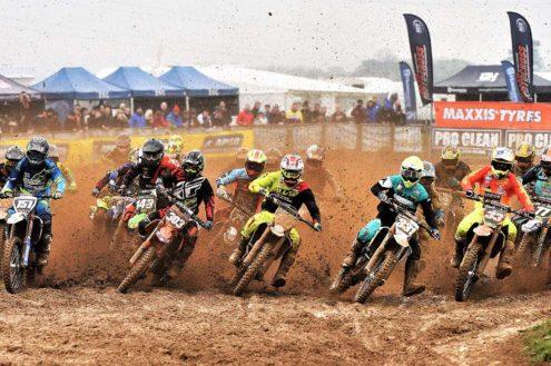 First British Motocross Championship Festival